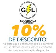 G&L SEGURANÇA ELETRÔNICA