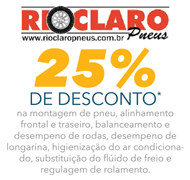 RIO CLARO PNEUS