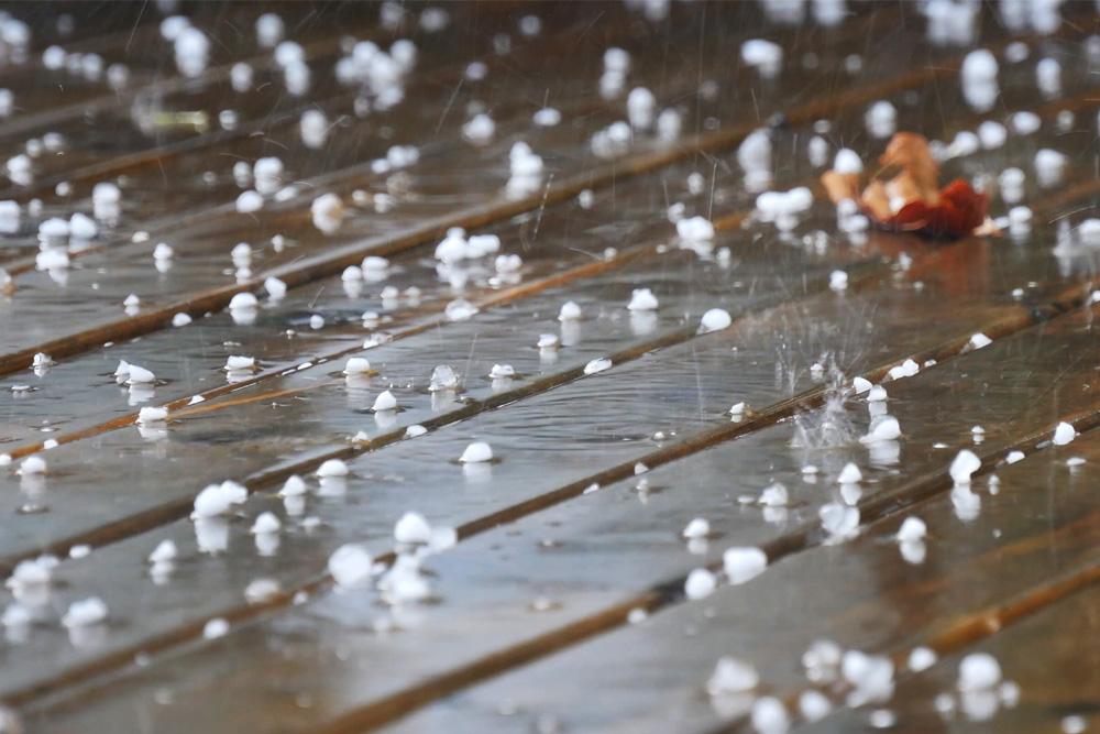 Danos causados por chuvas de granizo: como proteger meu carro? – AMV Brasil