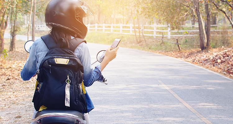 Como Usar Sua Moto Para Ganhar Dinheiro?